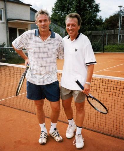 Franz Krekeler und Manfred Wülfing