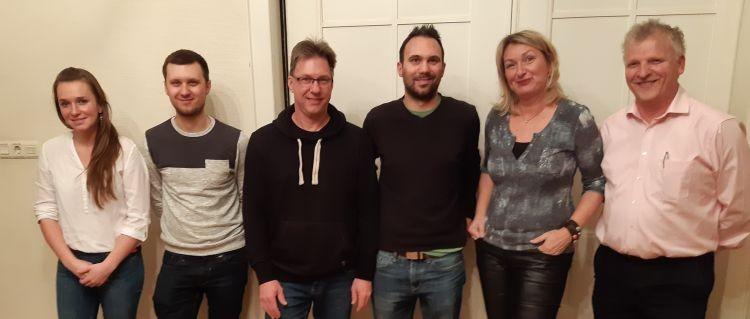 JHV 2019 – Stefan Christ löst Franz Krekeler ab
